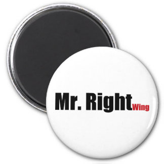Mr. Right Wing Magnet