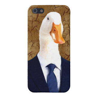 Mr. Robertson - Goose: iPhone SE/5/5s Cover