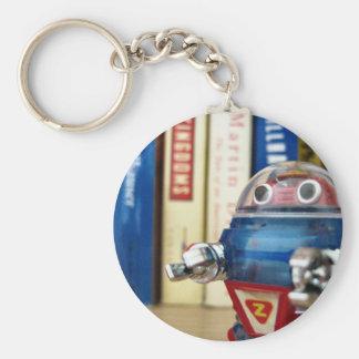 Mr. Robot Basic Round Button Keychain