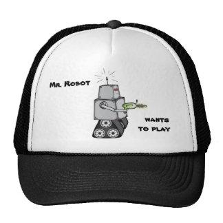 Mr. Robot Trucker Hat