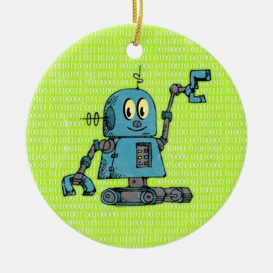 Mr. Robot Ornament
