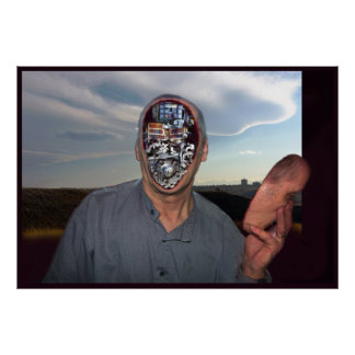 Mr. Robot-Otto Poster