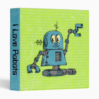 Mr. Robot Personalized Binder