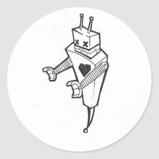 Mr Robotix Sticker