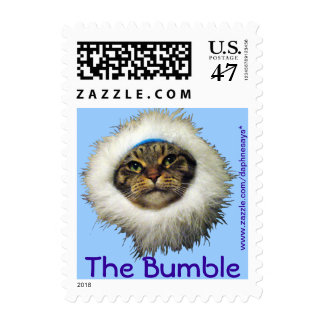 Mr. Rogers as The Bumble First Class Stamps