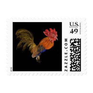 Mr. Rooster Postage