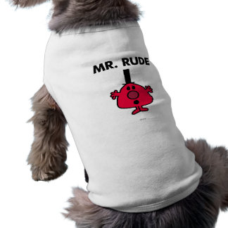 Mr. Rude   Red-Faced Anger Shirt