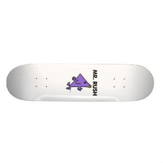 Mr. Rush | Quick Pace Skateboard
