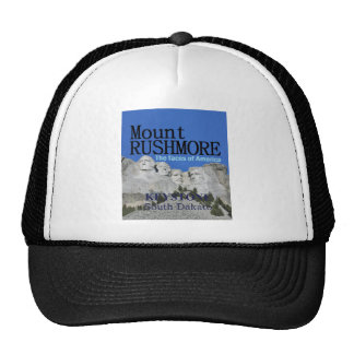 Mr Rushmore Mesh Hat