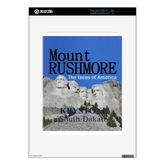 Mr. Rushmore iPad Skins