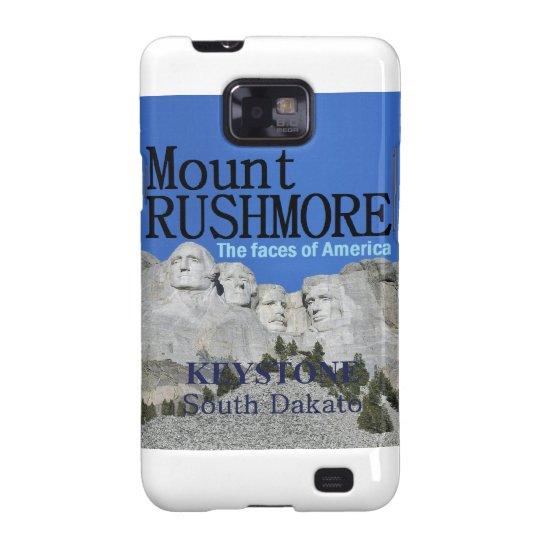 Mr. Rushmore Samsung Galaxy SII Case