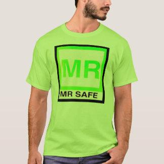 """""""MR SAFE"""" magnetic resonance safe T-Shirt"""