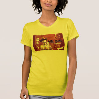 Mr. Sam of Route 66 T Shirt