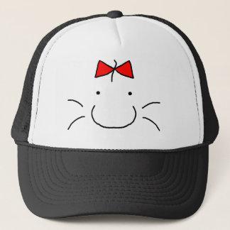 Mr. Saturn Trucker Hat
