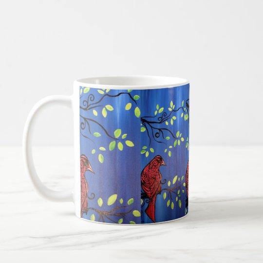 Mr Scarlet Coffee Mug