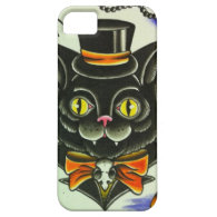 Mr. Scary Cat Case For iPhone 5/5S