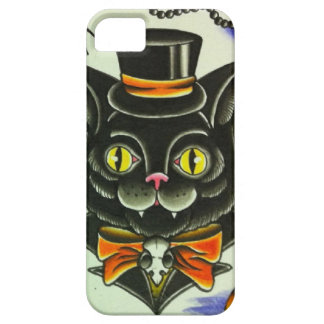 Mr. Scary Cat iPhone 5 Covers