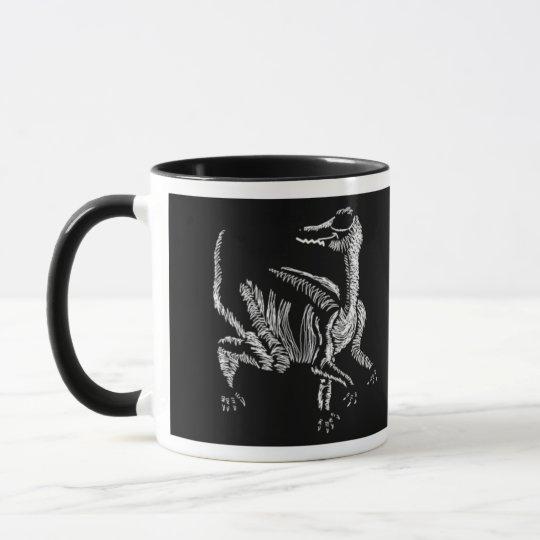 Mr Segnosaurus Mug