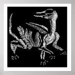 Mr Segnosaurus Posters