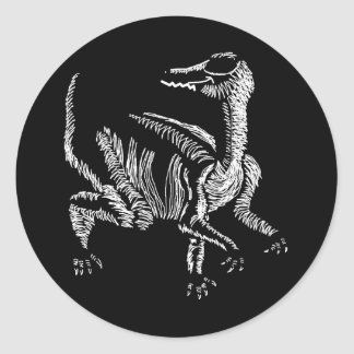 Mr Segnosaurus Sticker