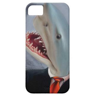 Mr. Shark Head iPhone 5 Cases