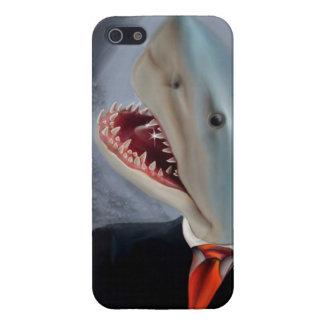 Mr. Shark Head iPhone 5 Covers