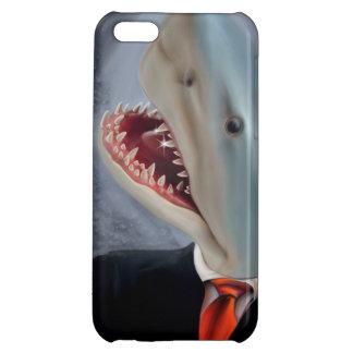 Mr. Shark Head iPhone 5C Case