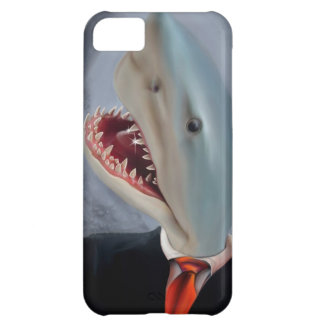 Mr. Shark Head iPhone 5C Covers