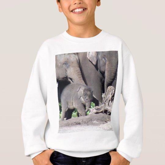 Mr Shuffles and family Sweatshirt