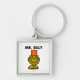 Mr Silly Classic Key Chain