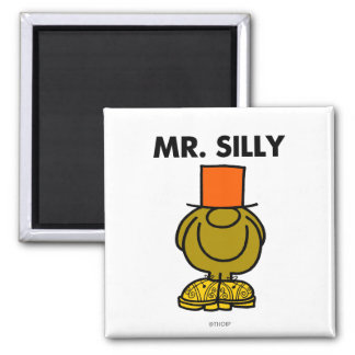 Mr Silly Classic Magnets