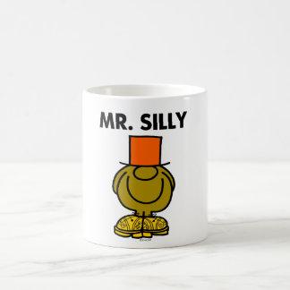 Mr. Silly | Hidden Eyes Classic White Coffee Mug