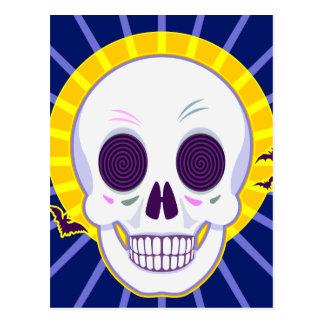 Mr. Skull Postcard