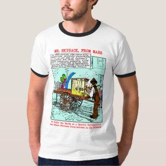 Mr. Skygack and Popcorn Vendor T-Shirts