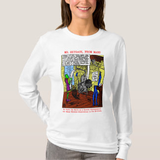 Mr. Skygack Observes Labor Day T-Shirt