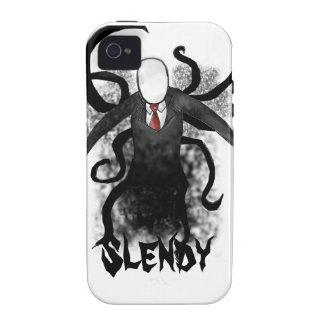 Mr. Slendy iPhone Case iPhone 4/4S Case