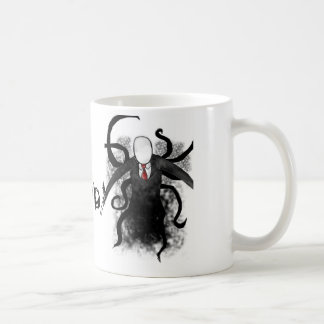 Mr. Slendy Coffee Mug