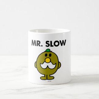 Mr. Slow | Classic Pose Coffee Mug