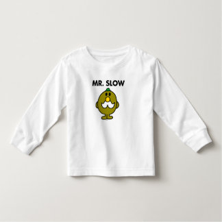 Mr. Slow | Classic Pose Toddler T-shirt