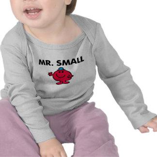 Mr. Small Waving Hello Tee Shirts