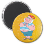 Mr. Smee 2 Inch Round Magnet