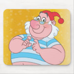 Mr. Smee Mousepads