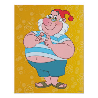 Mr. Smee Poster