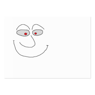 Mr Smiles Business Card