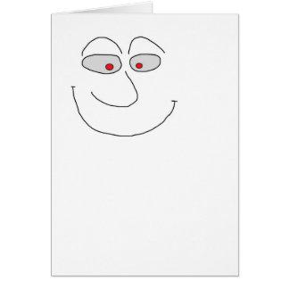 Mr Smiles Card