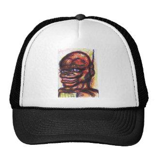 Mr Smilyborg Trucker Hats