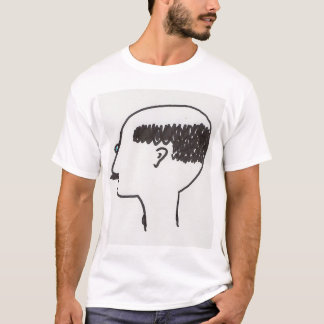 Mr. Smith Head T-Shirt
