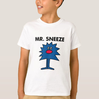 Mr. Sneeze | Jagged-Edged Body T-Shirt