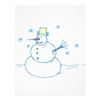 Mr. Snowman Flyer