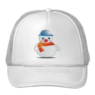 Mr Snowman Hat